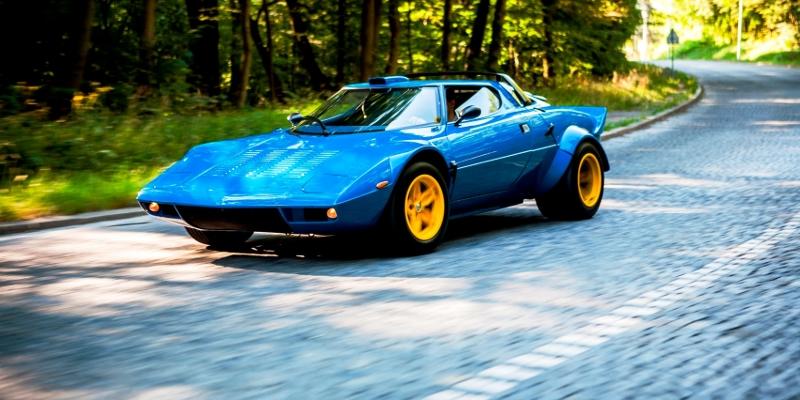 Lancia Stratos – Cougar en tenue de ville !
