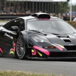 Hillclimb Monster : McLaren F1 GTR... Du caviar !