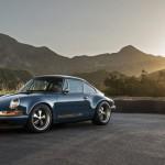 Porsche 911 Singer Montana - Vous aimez le bleu ?