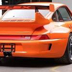 Porsche 993… V8 ! Modèle unique