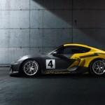 Porsche Cayman GT4 Clubsport - La route n'en veut pas !