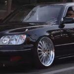 Lexus LS400 Slammed - Presque une Rolls !