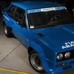 Fiat 131 Abarth Stradale – Boite à chaussures de compèt'
