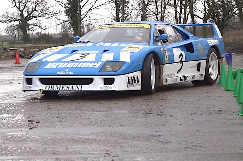 DLEDMV - Ferrari F40 GT TTR - 03