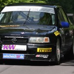 Hillclimb Monster : Opel Vectra STW !