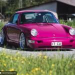 Porsche 964 - La grenouille rose ! 8
