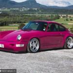 Porsche 964 - La grenouille rose ! 7