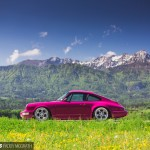 Porsche 964 - La grenouille rose ! 4