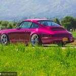 Porsche 964 - La grenouille rose ! 3