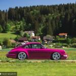 Porsche 964 - La grenouille rose ! 2