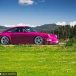 Porsche 964 - La grenouille rose ! 1