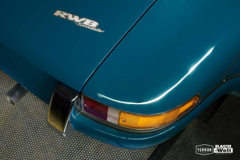 DLEDMV - Porsche RWB Speedster - 05
