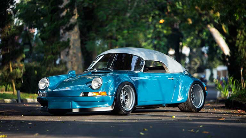 DLEDMV - Porsche RWB Speedster - 07
