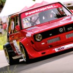 Hillclimb Monster : Golf 1 16V - Bombe roulante !