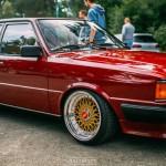 Patrick's Audi 80 B2 - Les allemands aussi lisent DLEDMV !