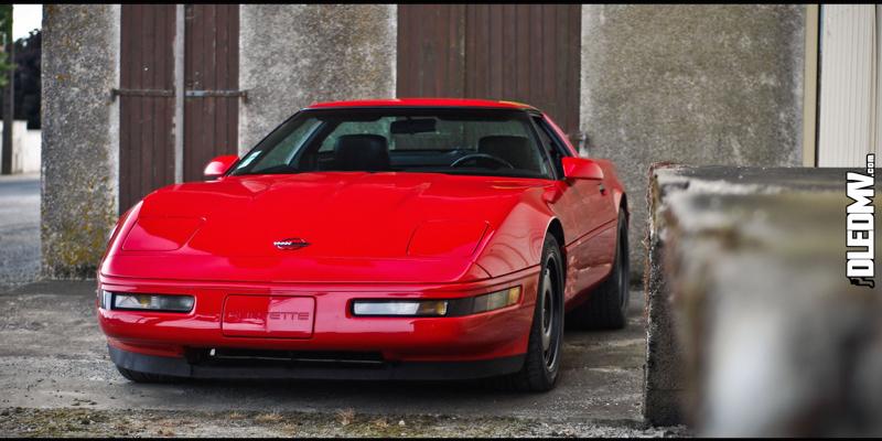 Corvette C4 ZR-1… Du thé dans le Coca !