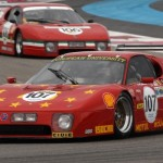 Engine sound - Ferrari 512 BB LM 12 fois plus de bruit !