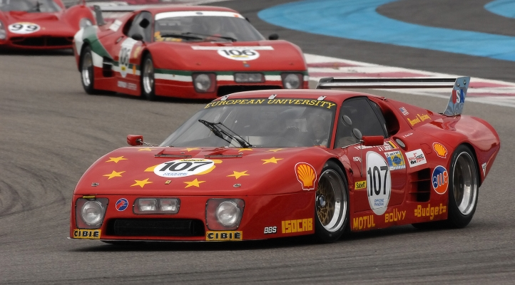 Engine sound – Ferrari 512 BB LM 12 fois plus de bruit !