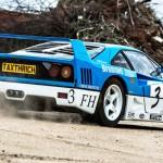 Ferrari F40 GT Farmkhana... Ils sont de retour et encore plus déjantés !