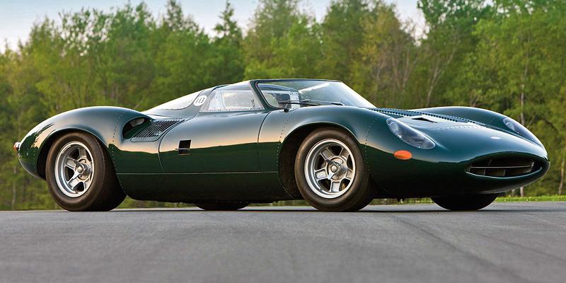 Balade en Jaguar XJ13… Magique !