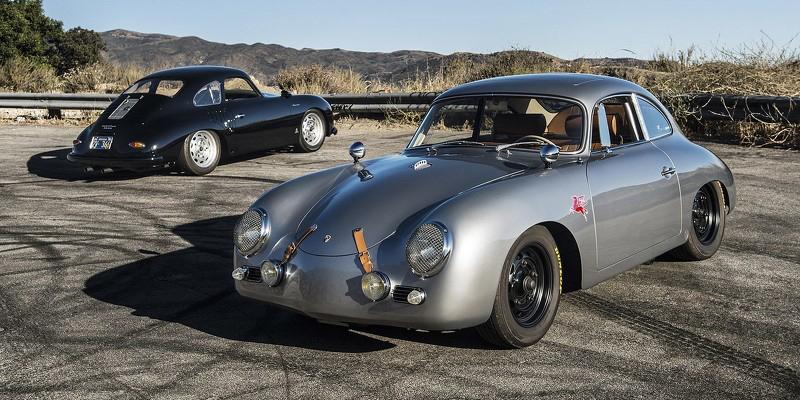 Emory Motorsports : Les rois de la Porsche 356 Outlaw
