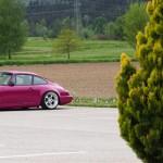 Porsche 964 – La grenouille rose !