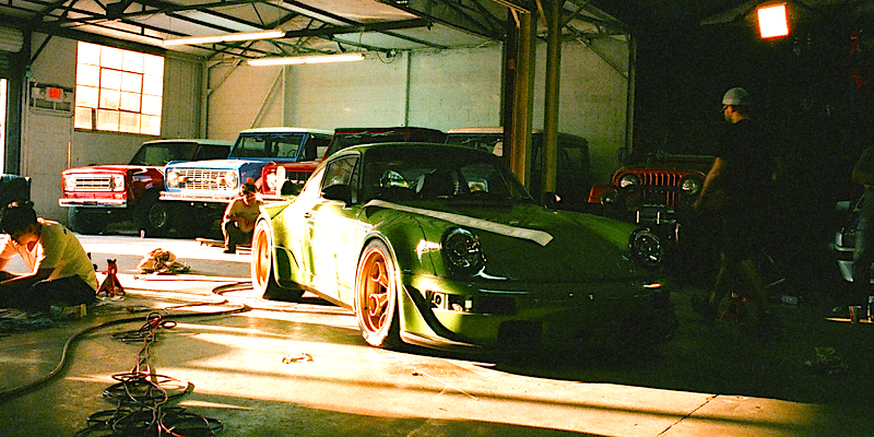 RWB Atlanta : 911 Clermont by Akira Nakaï