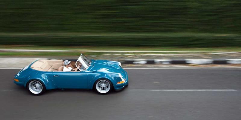 Rauh Welt Begriff Porsche 911 Speedster