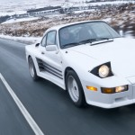 Rinspeed Porsche Testarossa R69... Ca pique les yeux !