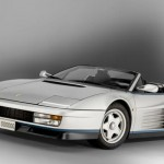 Ferrari Testarossa Spider – L'unica !