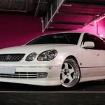 Toyota Aristo Vertex Edition - Bouffeuse de teutonne !