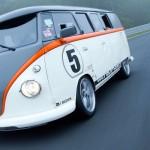 Race-Taxi : Le VW Combi biturbo !