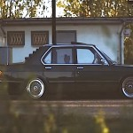 BMW E28 Low & BBS – VINTAGISSIME !