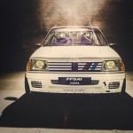 Peugeot 205 Rallye... Un sacré numero sans compromis !