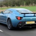 Aston Martin V12 Zagato... Son et lumière sous le signe du Z ! 2