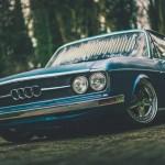 Audi 100 LS C1... Coussins d'air et Gotti ! 3
