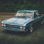 Audi 100 LS C1... Coussins d'air et Gotti ! 11