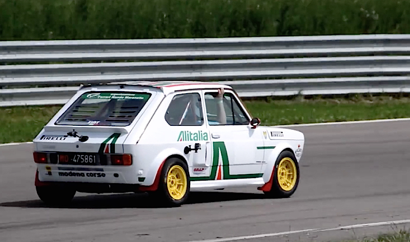 DLEDMV - Fiat 127 V6 Turbo - 01