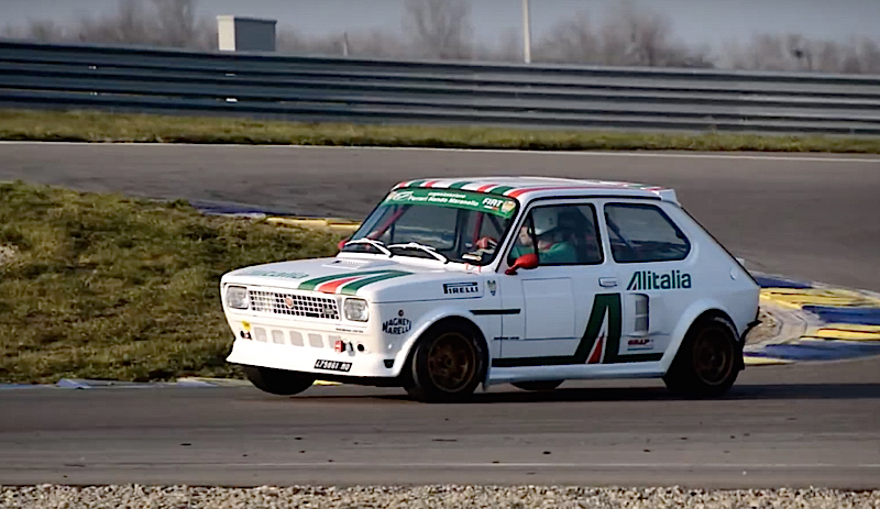 DLEDMV - Fiat 127 V6 Turbo - 04