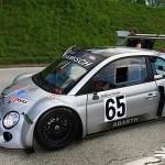 Hillclimb Monster : Fiat 500 Abarth V8... Mi pot de yaourt, mi proto ! 2