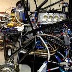 Hillclimb Monster : Fiat 500 Abarth V8... Mi pot de yaourt, mi proto ! 1