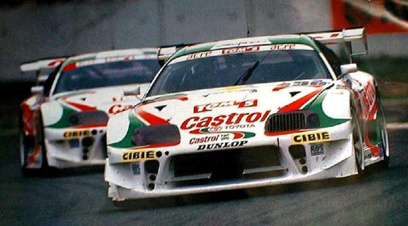 DLEDMV - JGTC Super GT The best - 01