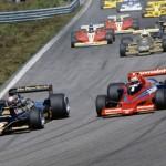 Un tour en Lotus avec Andretti, ça vous tente ?