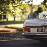 '69 Mercedes 250CE... Asphalte Tatoo ! 9