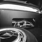 '69 Mercedes 250CE... Asphalte Tatoo ! 1