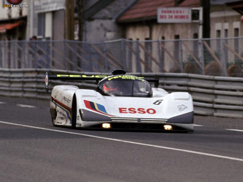 DLEDMV - Peugeot 905 Tribute - 05
