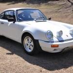 Une Porsche 911 SC/RS qui s'amuse sur le Nürb... enneigé ! 1