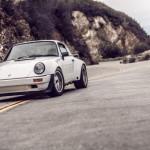 Une Porsche 911 SC/RS qui s'amuse sur le Nürb... enneigé ! 2
