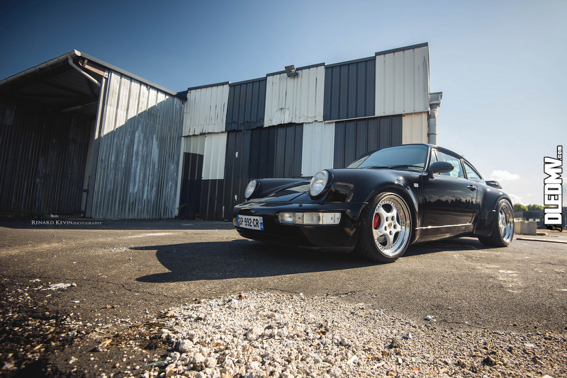 DLEDMV - Porsche 964 turbo X33 Kevin - 28