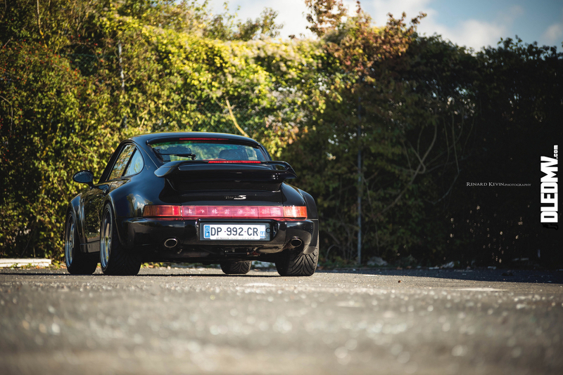 DLEDMV - Porsche 964 turbo X33 Kevin - 32